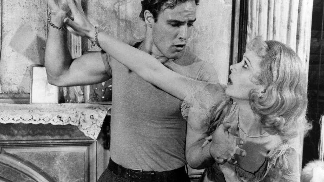 "In the 50s movie, ""A Streetcar Named Desire"", which of these is one of the characters?"