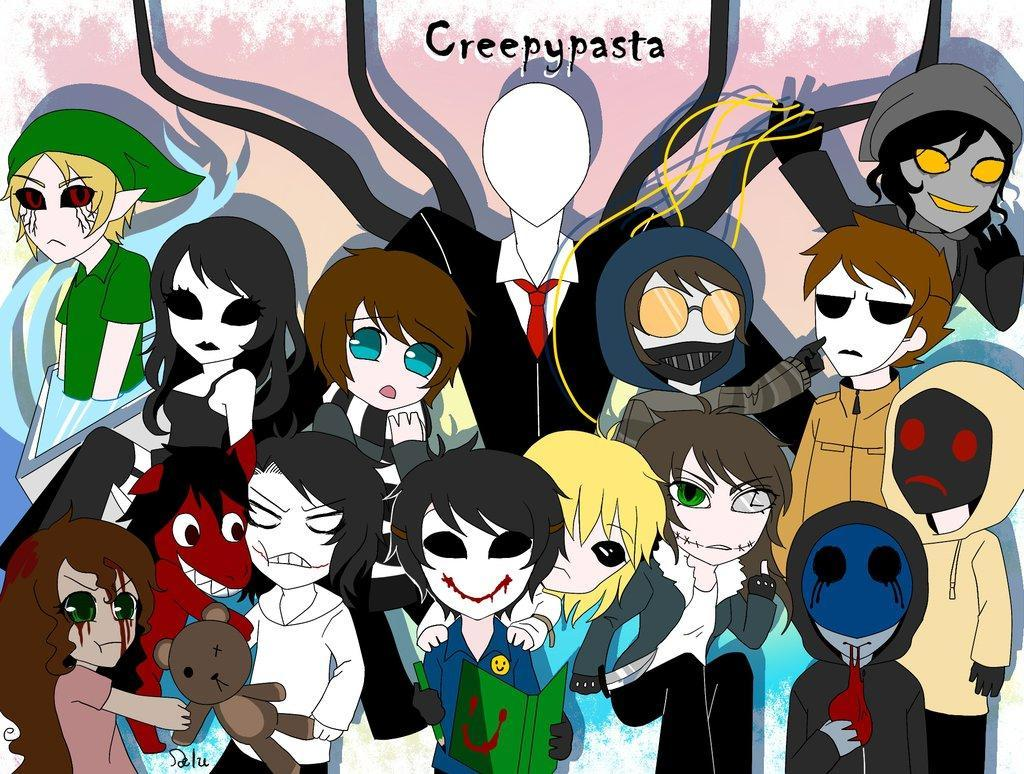 Hello! I am Lost Silver Girl, the sister of Lost Silver and Glitchy Red. Ok, first, do you read Creepypasta?