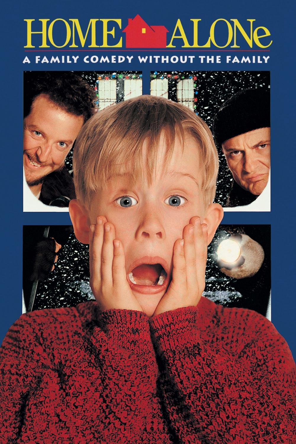 so, this is the first question. what would you do, if you were HOME ALONE for a week without your parents!