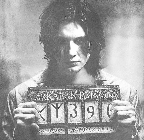 How many years was Sirius Black imprisoned?