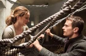 When did Tris first meet Tobias?