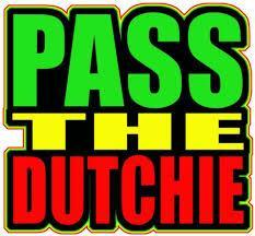 "Musical Youth - Pass the dutchie from the left hand side.  -->> What wos the ""dutchie""?."