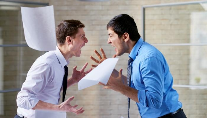 if you had a big fight with your boss for some reason, and you are very close of being fired, what will you do?