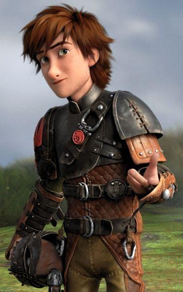 How old is Hiccup in the second movie?