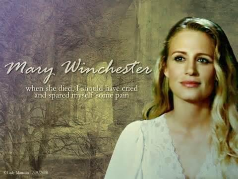 How was Mary Winchester killed?