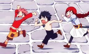 How old was Natsu when he was found by Fairy Tail?