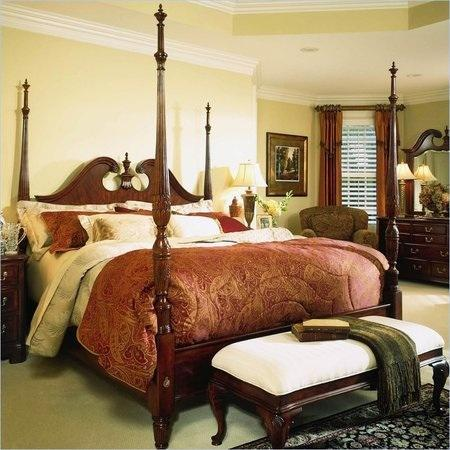 Do you like four poster beds?
