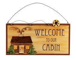 cabin or house