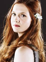Who was Ginny's first boyfriend?