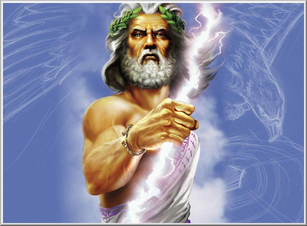 How many different women has Zeus had atlest 1 child with?