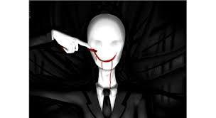 What does Slenderman's victims hear as he stalks them?