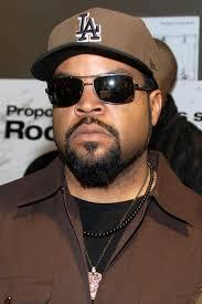 What profession does Ice Cube do other than rap?