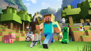 Who are the main characters on minecraft?