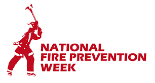 When is National Fire Prevention Week?