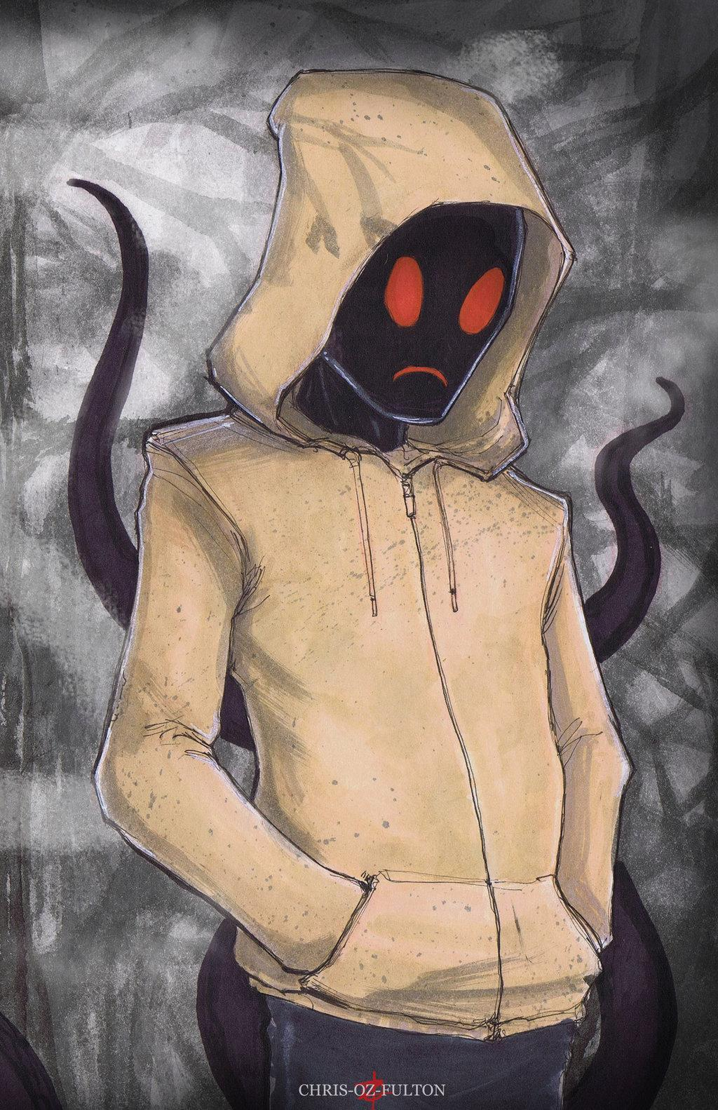 Who are my favorite characters in Creepypasta?