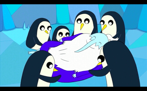 List the other 5 Penguins. (Hint:They all have a G in their name)