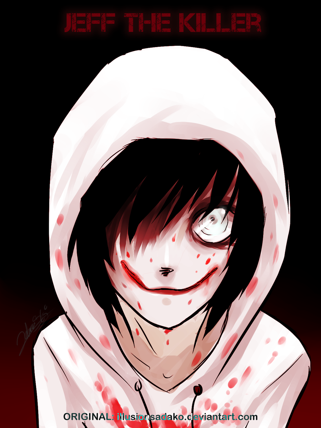 Which creepypasta is most likely to kill Jeff the Killer?