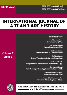 A journal article on art history?