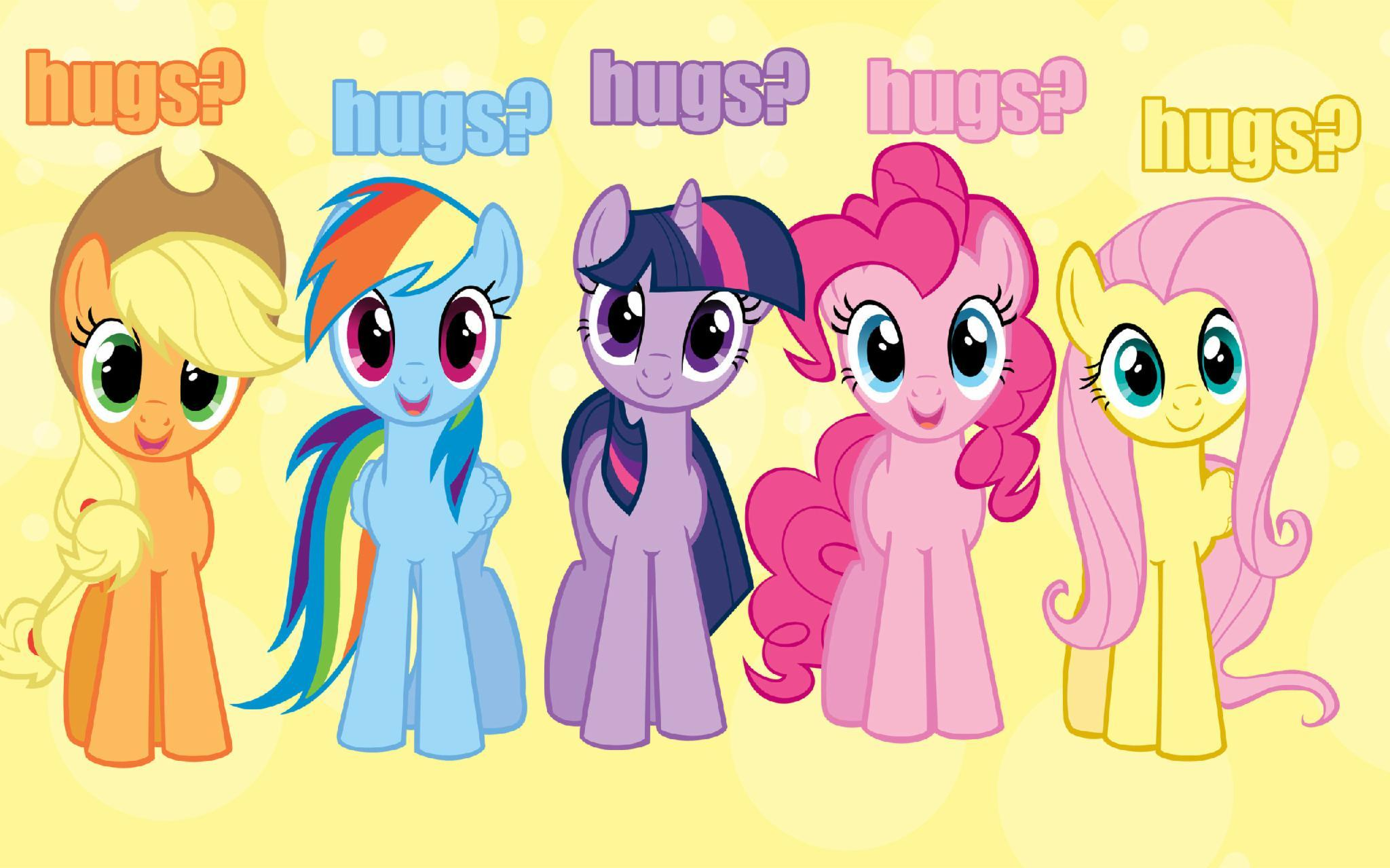 What pony is your favorite
