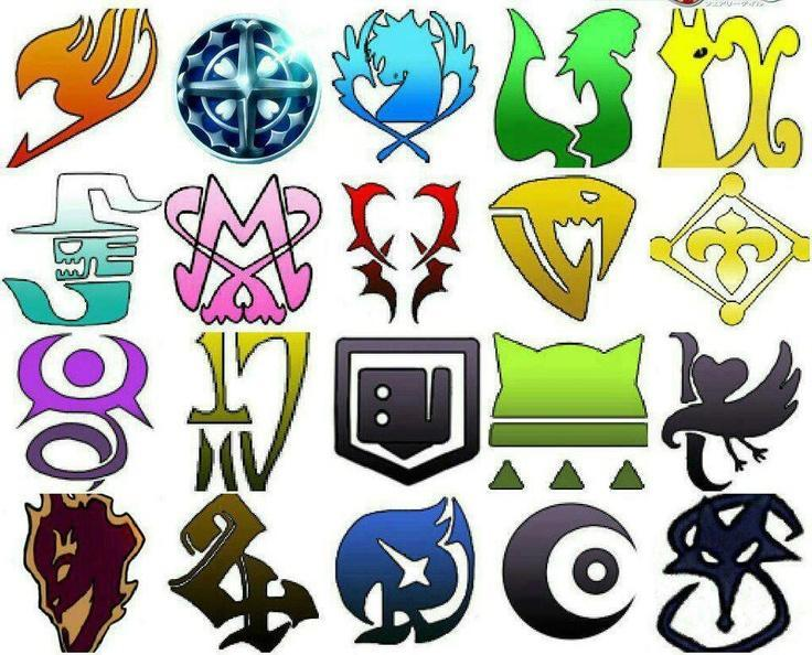 Me: Okay~My turn! What's your favorite guild?