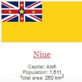 what is capital of Niue ?