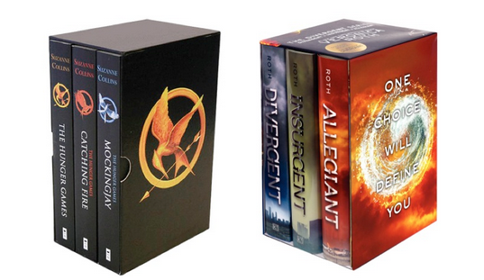 Would you rather... be zapped into The Hunger Games, or Divergent?