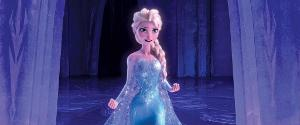 How many strands of hair does Queen Elsa have? Impossibly hard, unless, you counted them. With comma and strands.