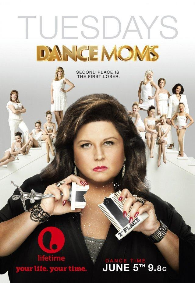 Why do you watch dance moms?