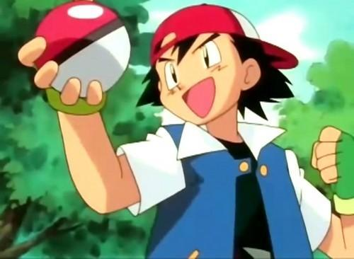 What was the first Pokémon Ash ever caught?