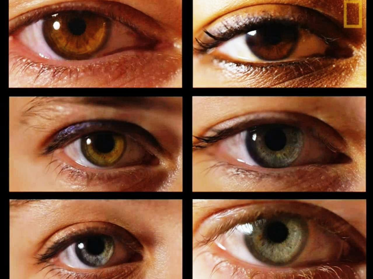 What is you eye colour?