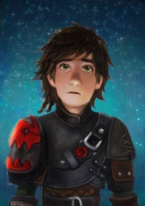 Who does Hiccup find in the second movie?
