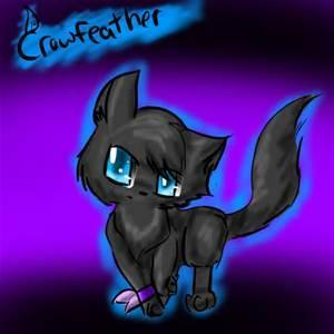 Why did Crowpaw wanted to be named Crowfeather?