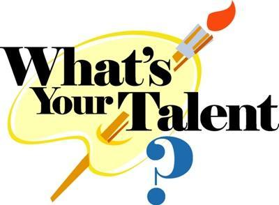 Your special talent is: