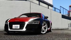 Next, you have to defeat an Audi R8. Which vehicle is best for this?