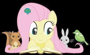 Fluttershy : What kind of books would you like to read?