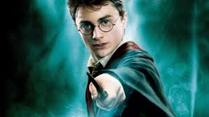 What is Harry Potters real name? (in capitals and full name)
