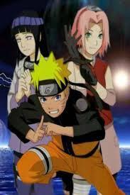 who did naruto love?