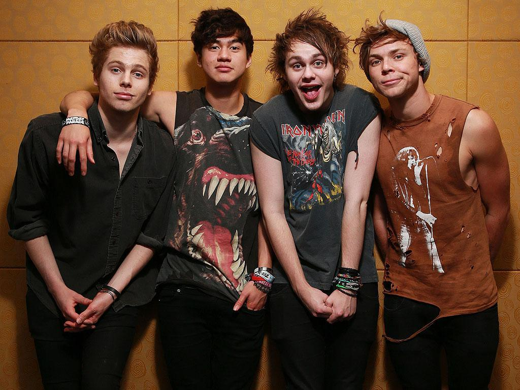 Who are the 5 Seconds Of Summer members?