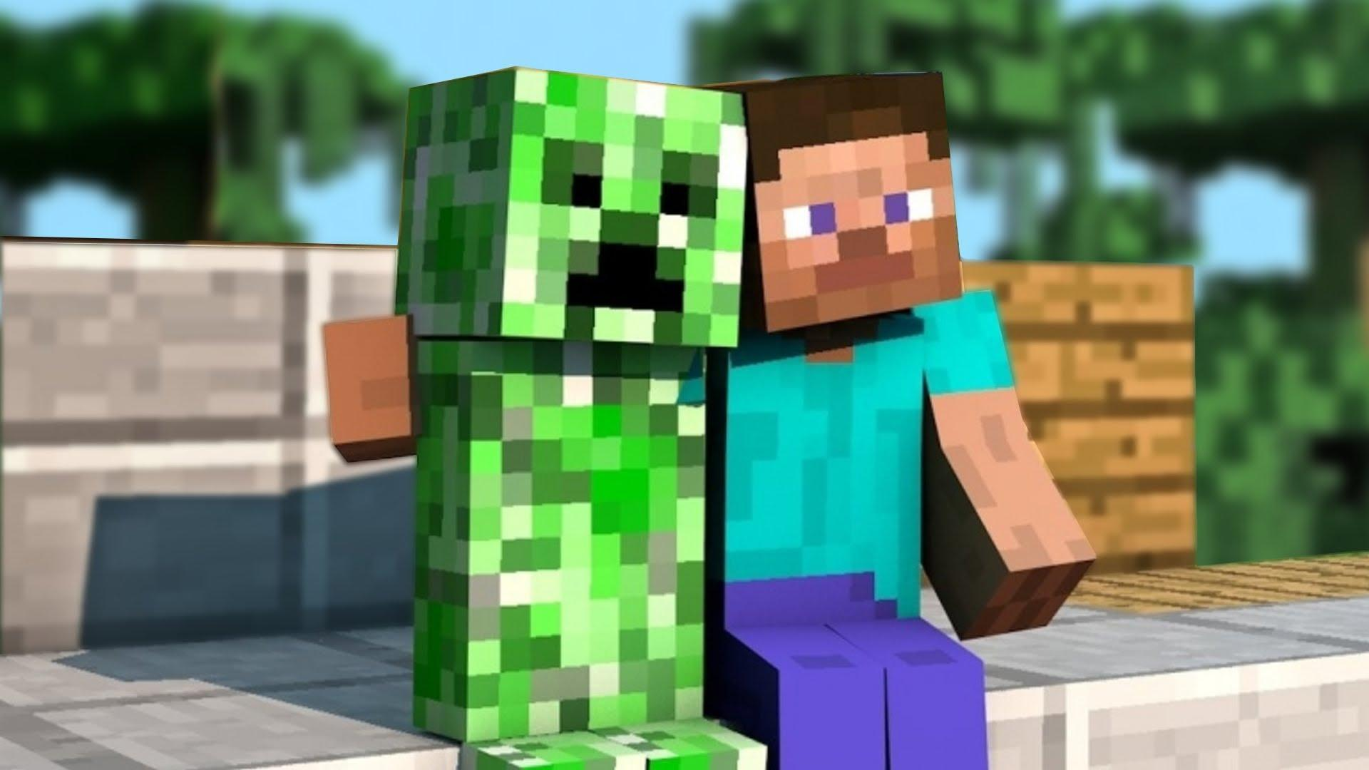 what does a creeper drop?