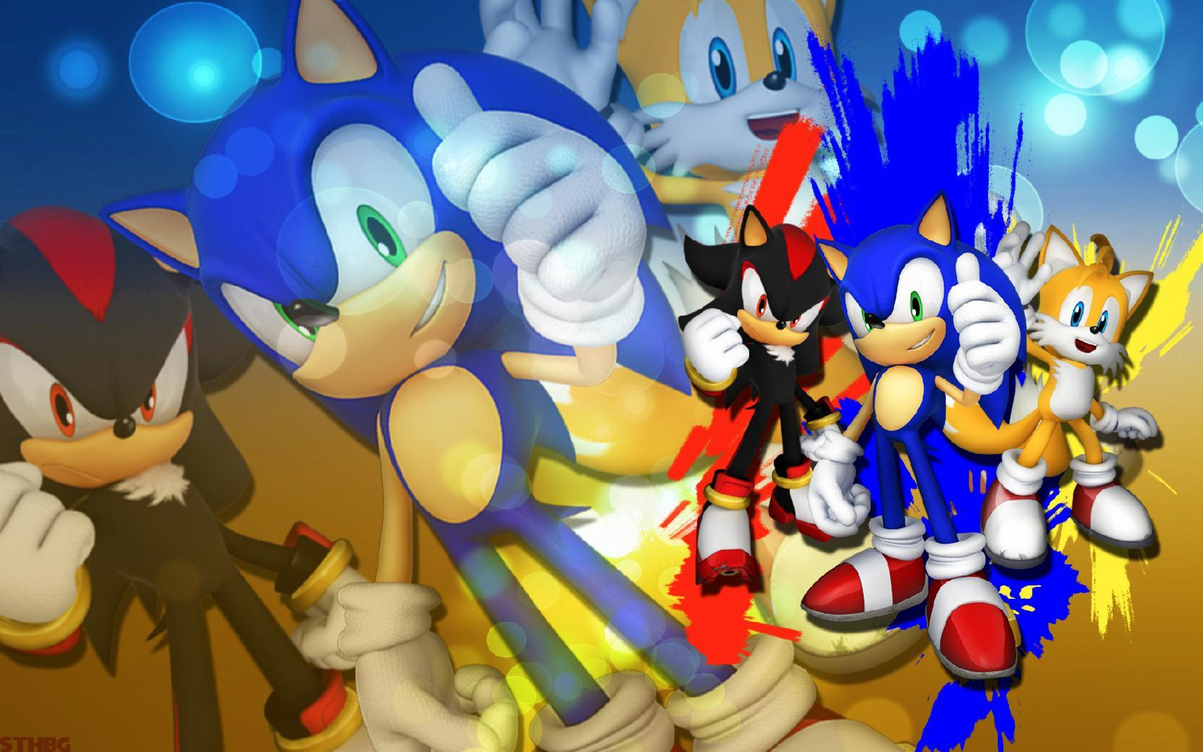 """Yes Sonic I will go out with you"" you reply happily as you wrap your arms around Sonic and give him a kiss on the lips. As you release him you and Sonic head out towards your house to spend time with each other with no one around but you and him. Are you happy about this ending?"
