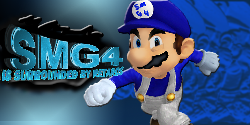 most of the fandom want's smg4 in _______