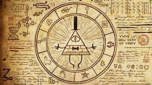 when in gravity falls is this image showed?