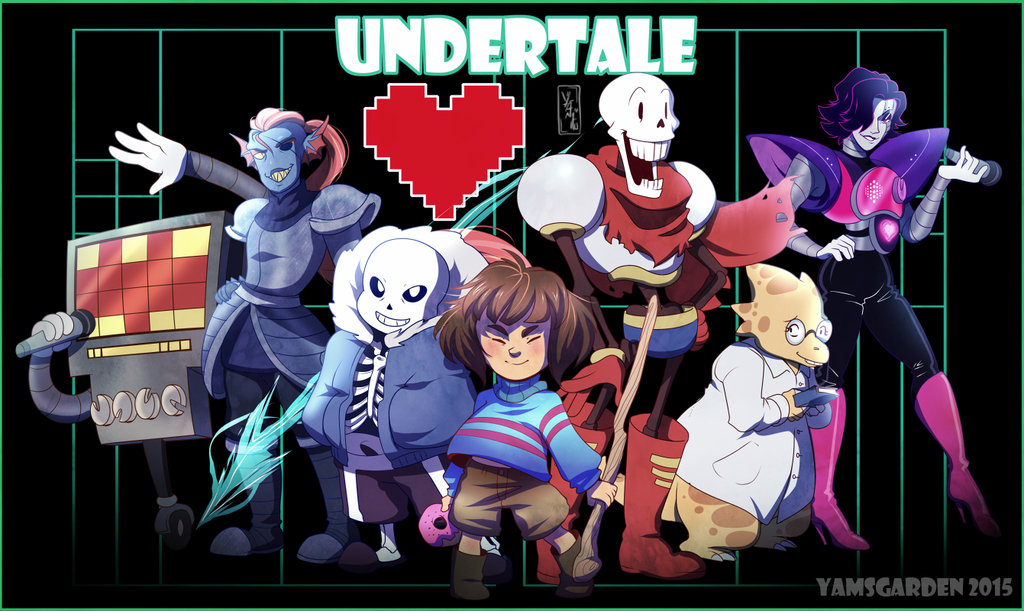 who is toby fox and who represents him in the game