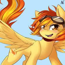 RP TIME! Spitfire walks up to you and asks you to join the wonderbolts,what would you do/say?