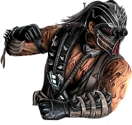 What game did kabal come in?