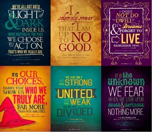 What is your fav HP quotes?