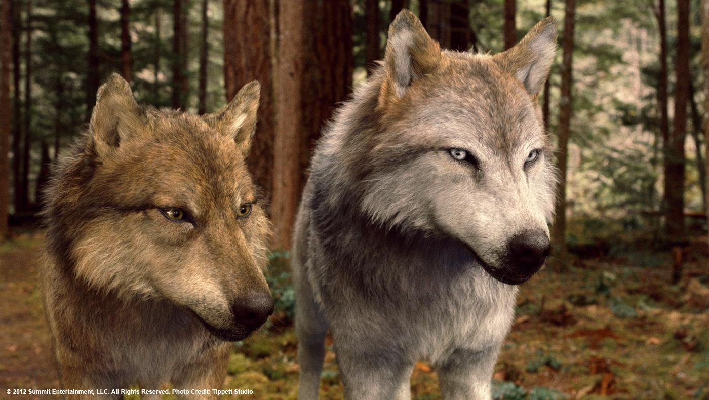 What are the names of these 2 werewolves?