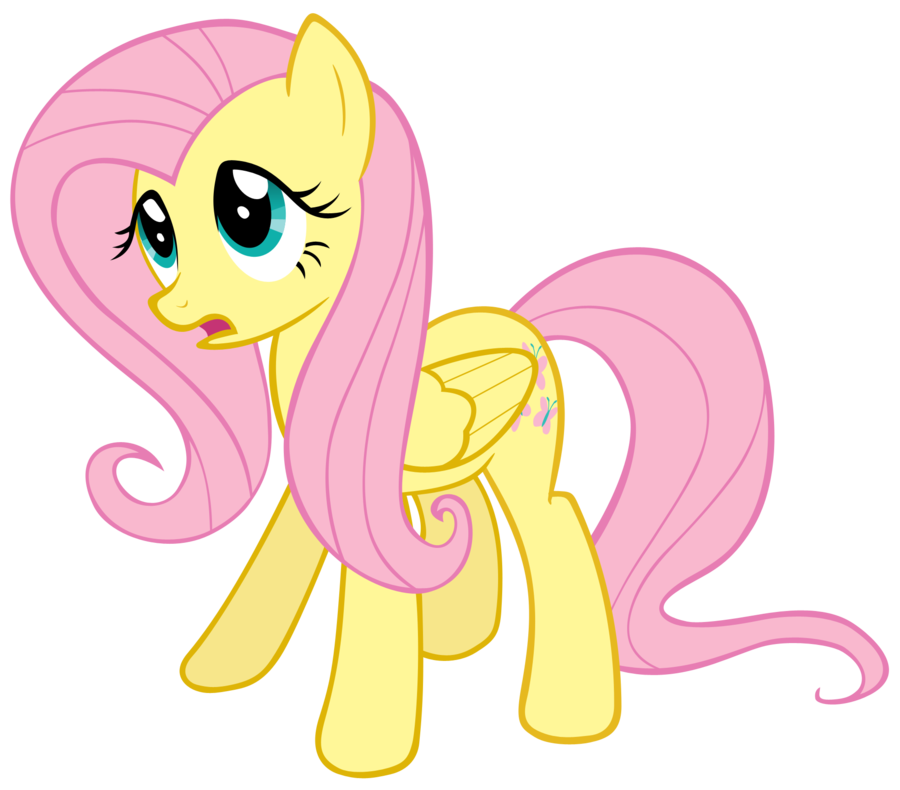 Hello and welcome to my quiz! Let me bring Fluttershy out. *Fluttershy comes in* Hello Fluttershy! Meet our guest who is playing our quiz! Say hello Fluttershy! Fluttershy: He...Hel...Hello. How do you respond to Fluttershy?