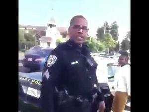 (Fill in the blank) Officer I got one question for you ____ ___ _____!?