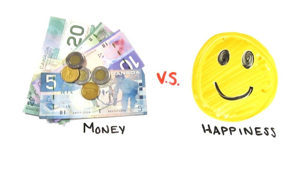 Money or Happiness?